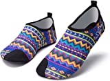 Unisex Water Shoes Barefoot Quick-Dry Beach Shoes Aqua Socks Yoga Shoes for Men and Women