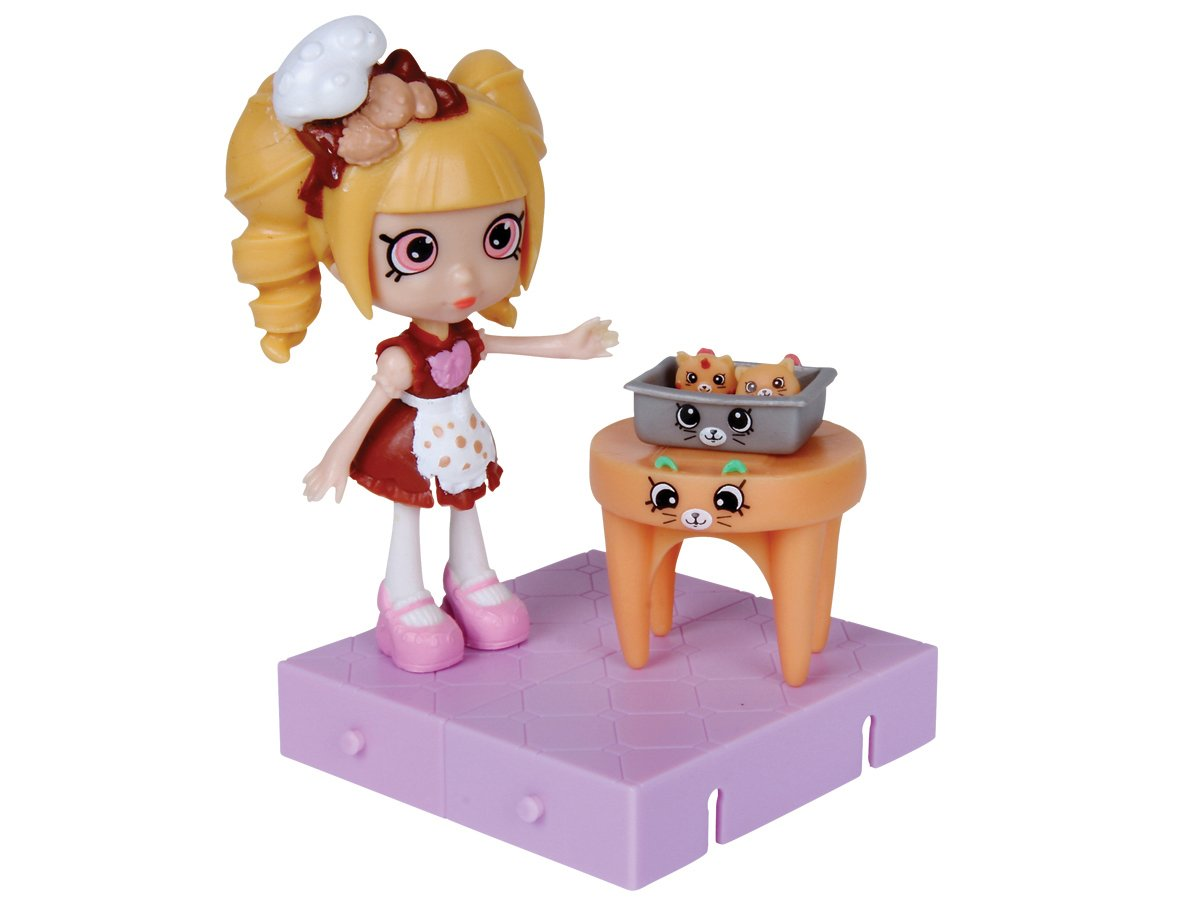 Happy Places Shopkins Kitty Kitchen Welcome Pack: Flair Leisure ...