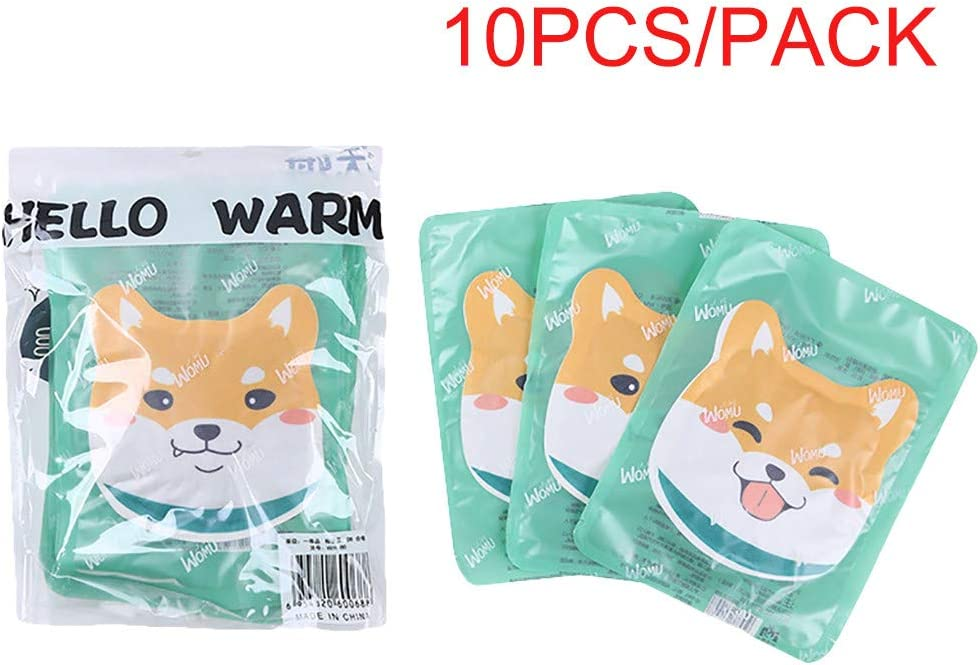 Women Sticker Abdomen Waist Lasting Heat Patch Winter Keep Body Warm Paste Pads