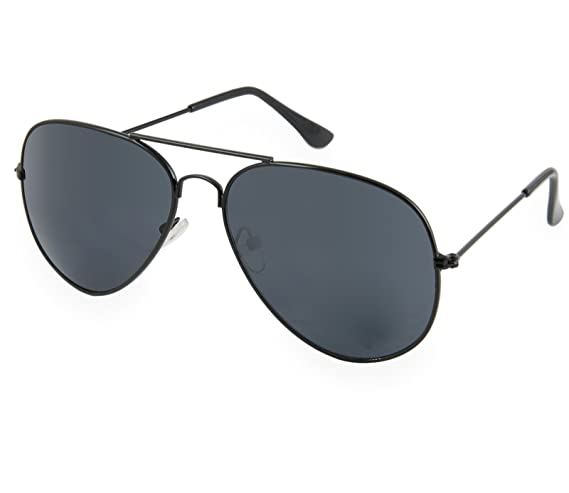 Homme Femme Pilot Silver Black Miroir Lunettes De Soleil Unisex Mirror MFAZ Morefaz Ltd by4lUXxw