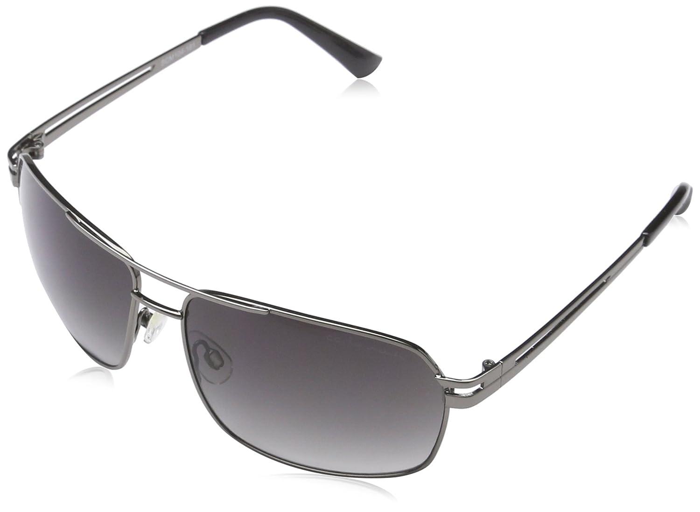 Carlo Monti Herren SCM104-181 Napoli Rechteckig Sonnenbrille