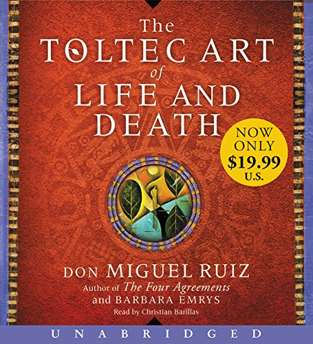The Toltec Art of Life and Death Low Price CD