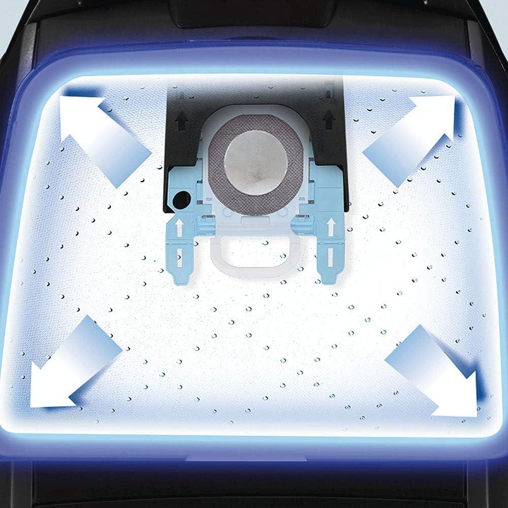 10 Bolsas de aspiradora para Siemens VS5A2522//06