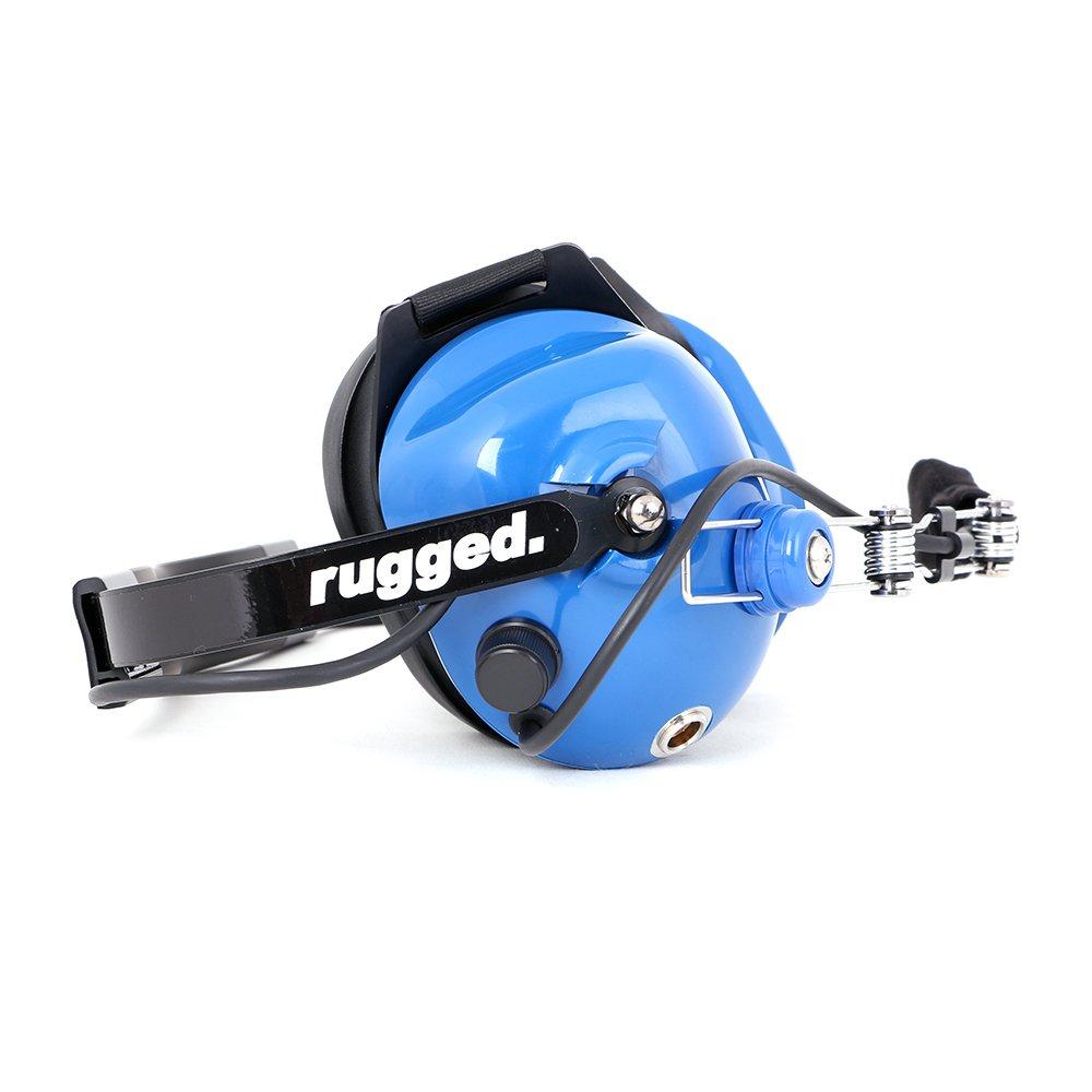 Rugged Radios H42-LTBLUE Light Blue 2-Way Headset by Rugged Radios (Image #3)