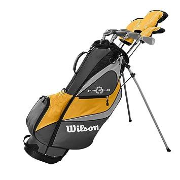 Amazon.com: Wilson Profile XD - Juego completo de palos de ...