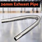 24mm Air Diesel Heater Exhuast System Stainless