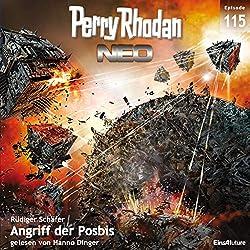 Angriff der Posbis (Perry Rhodan NEO 115)