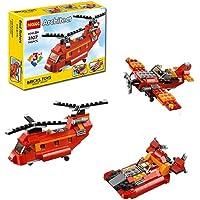 Babytintin Architect Series 3 in 1 Educational Blocks Learning Bricks Toy for Kids (3107)