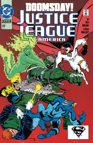 JUSTICE LEAGUE (of) AMERICA (1987-1996)   #69