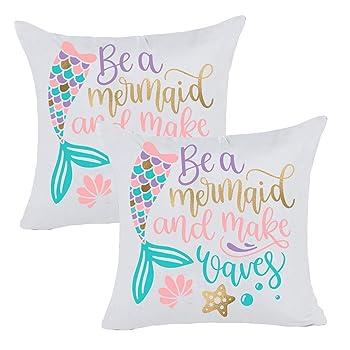 Home Pillowcase 18x18 Decorative Cushion