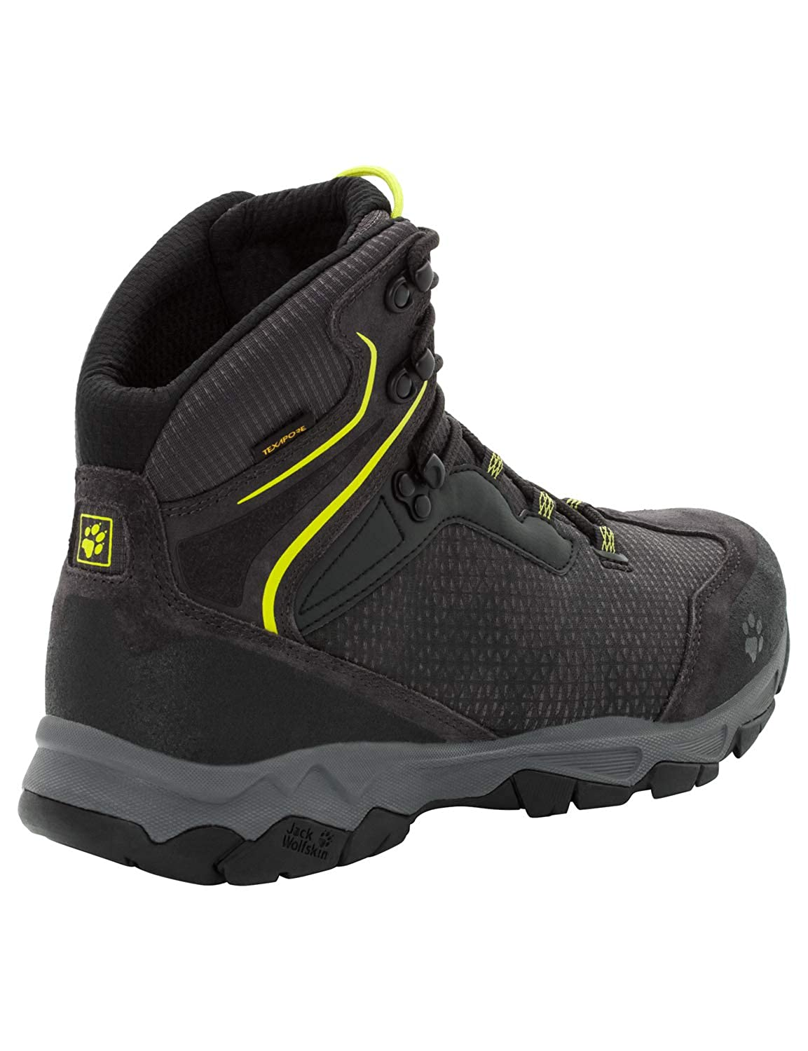 c15c9663524 Amazon.com | Jack Wolfskin Rock Hunter Texapore Mid Men's Waterproof ...