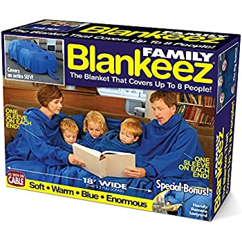 """Blankeez"" Prank Gift Box, Standard Size - By Prank Pack"