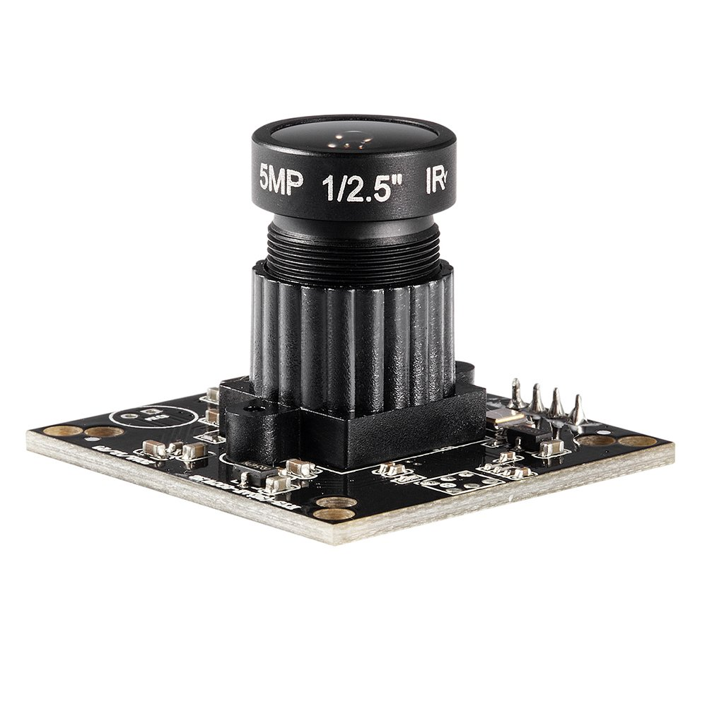 Spinel Low Cost 5MP USB Camera Module with 3.6mm Lens FOV 60 Degree, Support 2592x19440@15fps, UVC Compliant, Support Most OS, Focus Adjustable, UC50MPA_L36