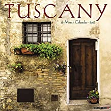 Tuscany 2019 Wall Calendar