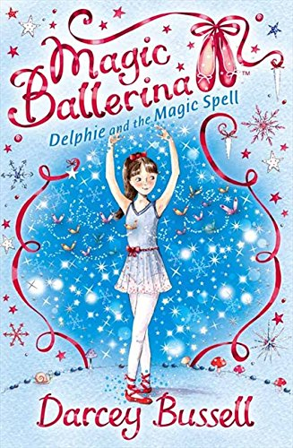 Delphie and the Magic Spell (Magic Ballerina) Text fb2 ebook