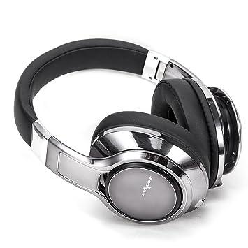 Auriculares Bluetooth, Zealot B22 Plegable Auriculares de Diadema inalámbricos con micrófono (irongrey): Amazon.es: Electrónica