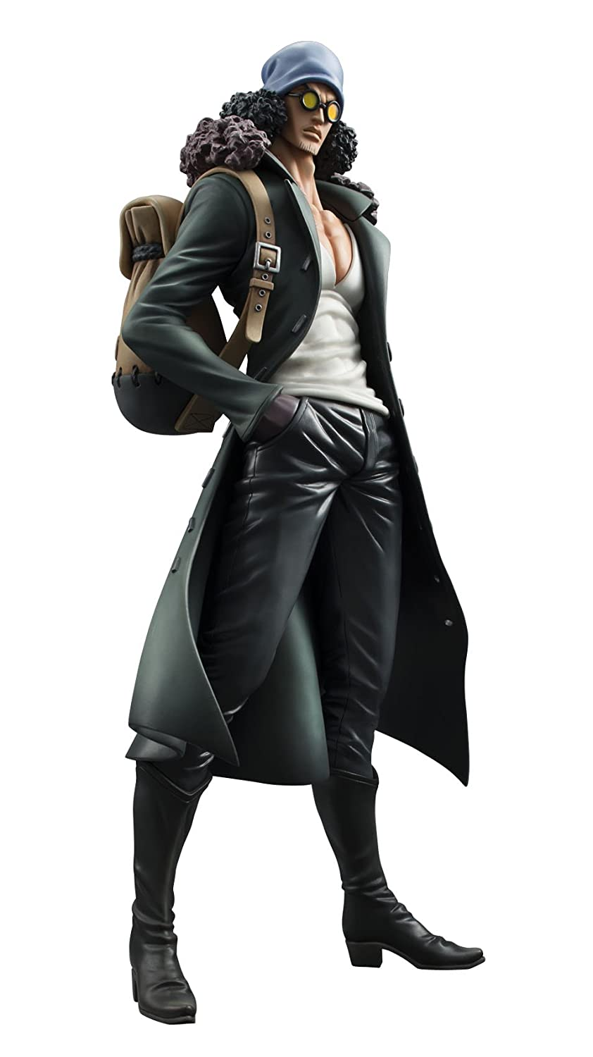 "One Piece P.O.P. (Portrait of Pirates): Kuzan Aokiji ""Edition Z Version"" Ex Model PVC Figure"