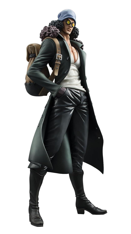 "One Piece P.O.P. (Portrait of Pirates): Kuzan Aokiji ""Edition Z Version"" Ex Model PVC Figure"