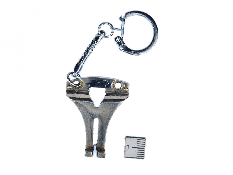 miniblings Parte llaveros máquina de Escribir Llavero componente Erika: Amazon.es: Joyería