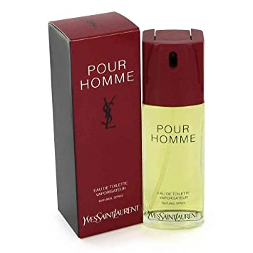 Amazon.com   Ysl Pour Homme by Yves Saint Laurent for Men. 6.6 Oz Eau De  Toilette Splash   Ysl Pour Homme Splash Cologne   Beauty 82b7bf29f8ae