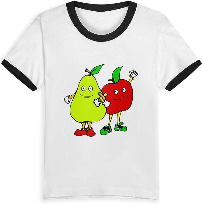 Queen Elena - Camiseta de Manga Corta para niños, diseño Floral de ...