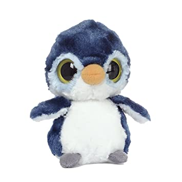 Aurora Yoohoo and Friends - Pingüino de peluche (12,7 cm)