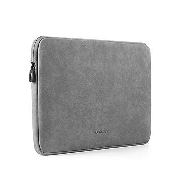 UGREEN Funda Ordenador Portátil 13.3 Pulgada para MacBook Pro/Air, Funda Portátiles Impermeable Anti-rasguños para HP, DELL, ASUS ZenBook, Lenovo ...
