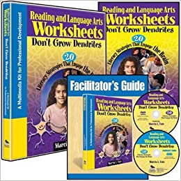 Printables Worksheets Don T Grow Dendrites reading and language arts worksheets dont grow dendrites multimedia kit 20 literacy strategies that engage the brain 1st editi