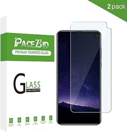 PaceBid 2 Pack Protector de Pantalla Compatible con Cubot MAX 2 ...