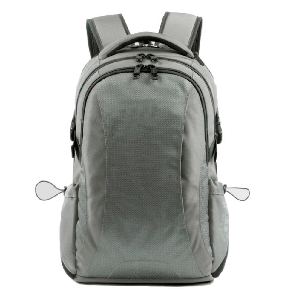 FZG アウトドア 登山用バッグ ショルダー 男女兼用 多機能 大容量 防水 旅行用バックパック  グレー B07G13X2J8
