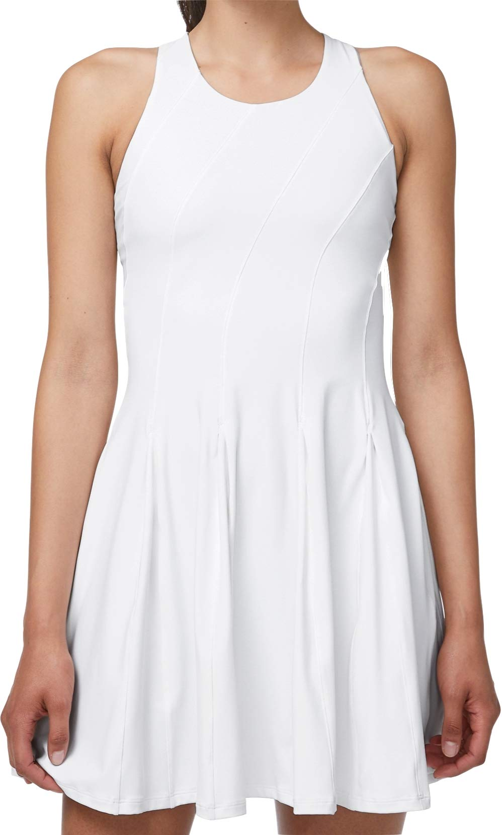 Lululemon Court Crush Dress Tennis Dress (White, 2) by Lululemon