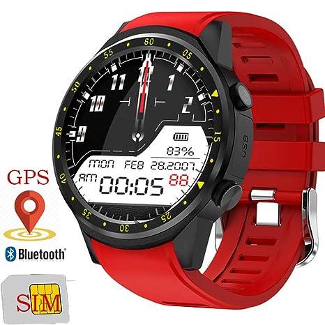 Amazon.com: ILYO Waterproof Smart Watch, GPS Sports Smart ...