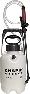 Chapin International G1000P Lawn-and-Garden-Sprayers, Translucent White