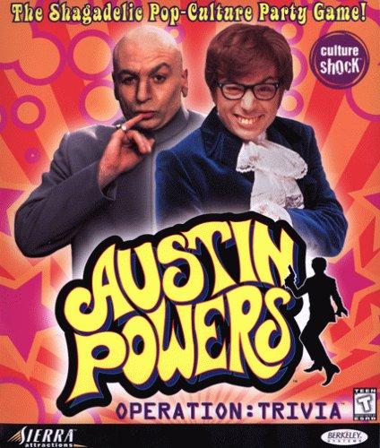 Austin Powers: Operation Trivia