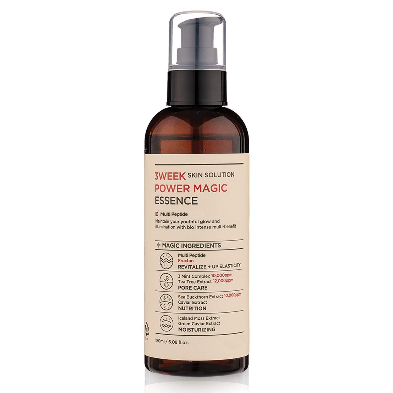 SO COOL SO ME 3 Week Skin Solution Power Magic Essence [130ml/4.93 fl oz] by SO COOL SO ME