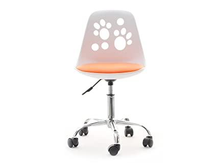 Foot sedia girevole regolabile dal design moderno e originale
