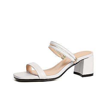 Zapatos Abierta De Look Fv7iyy6gb New Punta Mujeres Sandalias Mujer lJFcK1