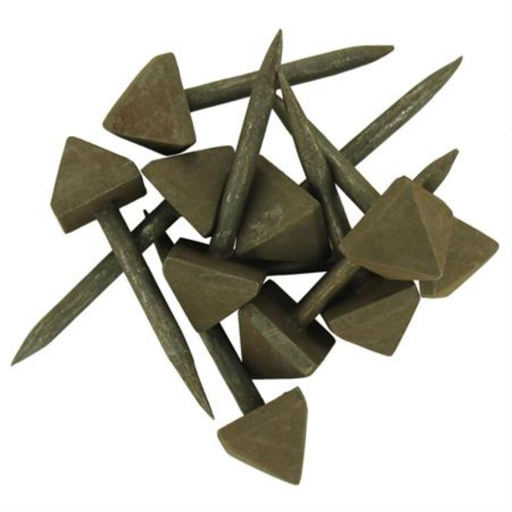 King's Guard Hand Forged Iron Spike Set