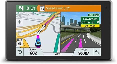 Garmin DriveLuxe 51 Full EU LMT-D - Navegador GPS con mapas de por Vida y tráfico Digital (Pantalla de 5