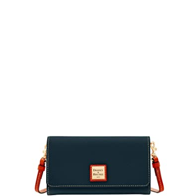 ddbeb7b6c7cd Dooney & Bourke Pebble Daphne Crossbody Black: Handbags: Amazon.com