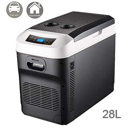 Refrigerador de 28 litros para Autos con refrigerador y Calentador ...
