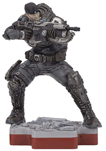 Amazon Com Totaku Marcus Fenix Gears Of War Toys Games
