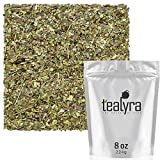 Cheap Tealyra Pure Guayusa – Ecuador Herbal Loose Leaf Tea – Antioxidants Rich – Organically Grown – Caffeined – 224g (8-ounce)
