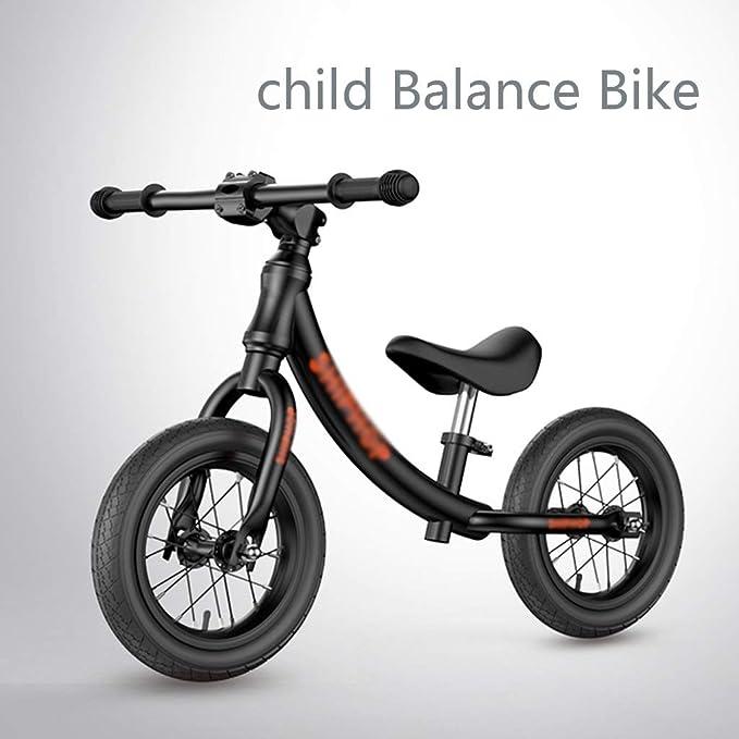 Balance Bike Bicicleta Niño Sin Pedal Bicicleta Estática Balance ...