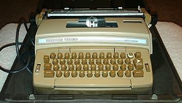 Smith-corona Coronet Super 12 Coronamatic portátil eléctrico máquina de escribir
