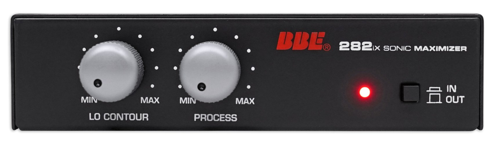 BBE 282iX Desktop Sonic Maximizer with Balanced 3-Pin XLR Connections by BBE (Image #1)