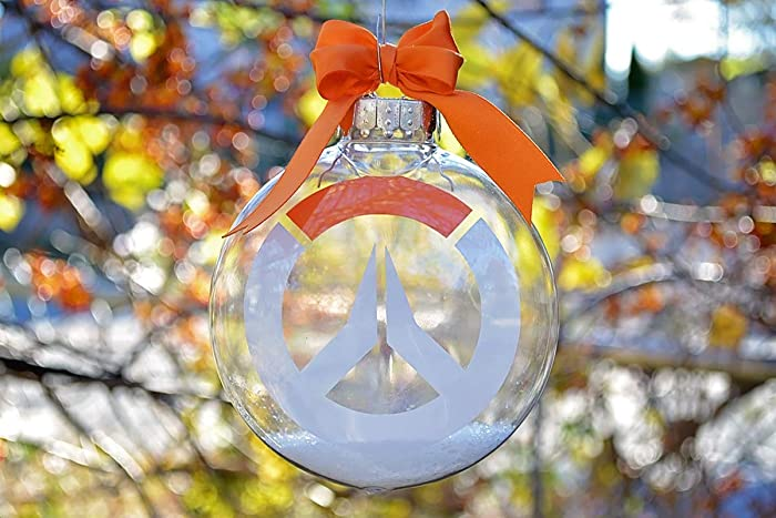 Overwatch Christmas.Overwatch Christmas Tree Ornament