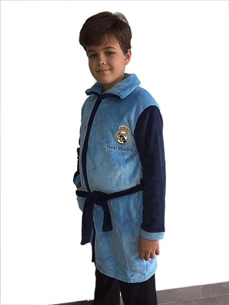 Real Madrid Bata de casa Infantil (8)