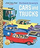 Richard Scarry's Cars and Trucks (Little Golden Book)