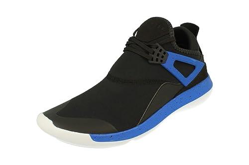 buy popular 38030 34174 NIKE Air Jordan Fly 89 Mens Trainers 940267 Sneakers Shoes (UK 6.5 US 7.5  EU 40.5, Black Game Royal White 006)